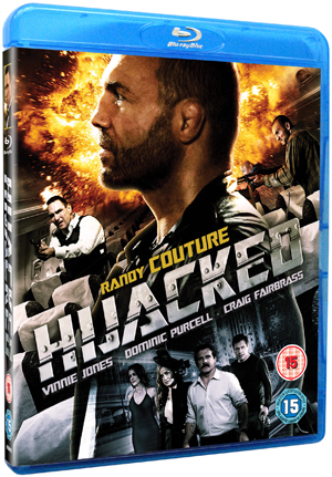 Hijacked (2012) (Blu-ray) (Rental)
