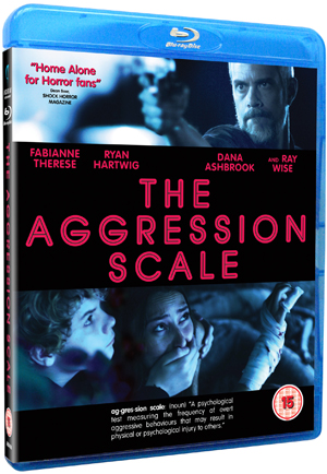 The Aggression Scale (2012) (Blu-ray) (Deleted)