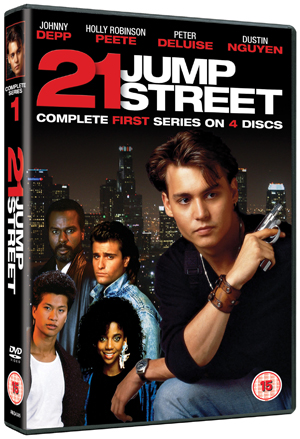 21 Jump Street: The Complete First Season (1987) (Retail Only)