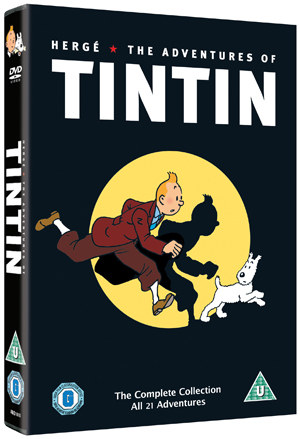 The Adventures of Tintin: Complete Collection (1991) (Box Set) (Retail / Rental)