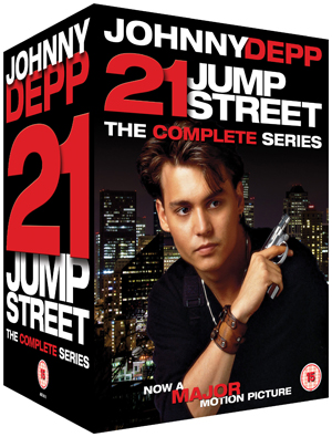 21 Jump Street: Complete Seasons 1-5 (1990) (Box Set) (Deleted)