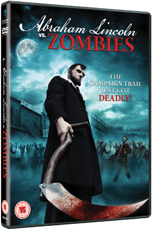 Abraham Lincoln Vs Zombies (2012) (Retail / Rental)