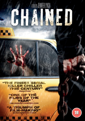Chained (2012) (Retail / Rental)