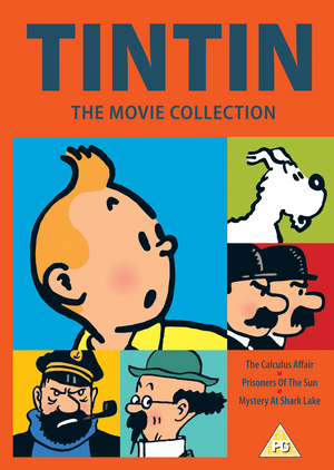 The Adventures of Tintin: Movie Collection (1992) (Deleted)