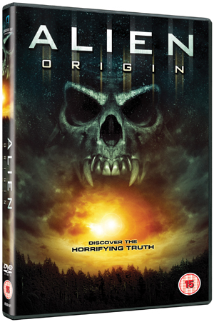 Alien Origin (2012) (Retail / Rental)
