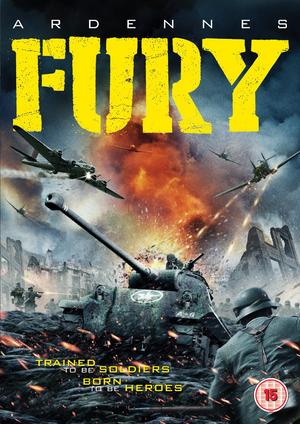 Ardennes Fury (2014) (Retail / Rental)