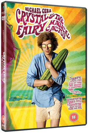 Crystal Fairy and the Magical Cactus (2013) (Retail / Rental)