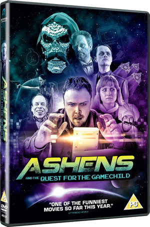 Ashens and the Quest for the Gamechild (2013) (Retail / Rental)