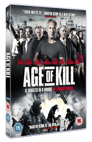 Age of Kill (2015) (Retail / Rental)