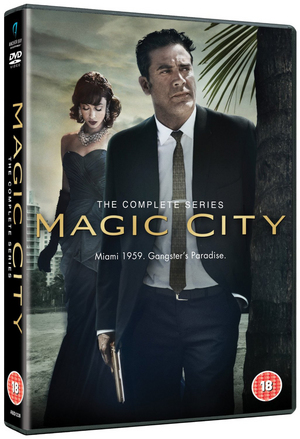 Magic City: Complete Collection (2012) (Box Set) (Retail / Rental)