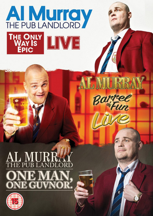 Al Murray: Collection (2014) (Retail / Rental)