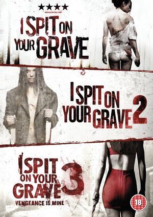 I Spit On Your Grave/I Spit On Your Grave 2/I Spit On Your Grave3 (2015) (Retail / Rental)