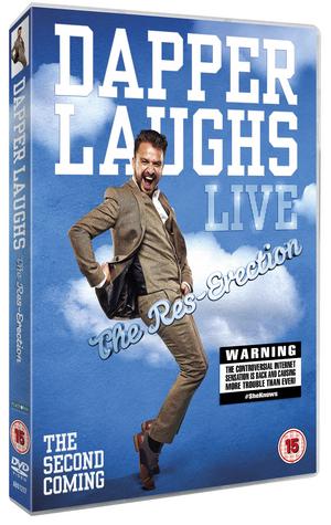 Dapper Laughs Live - The Res-erection (2015) (Retail / Rental)