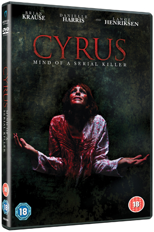 Cyrus: Mind of a Serial Killer (2010) (Retail Only)