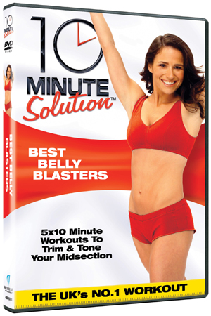 10 Minute Solution: Best Belly Blasters (2011) (Pulled)