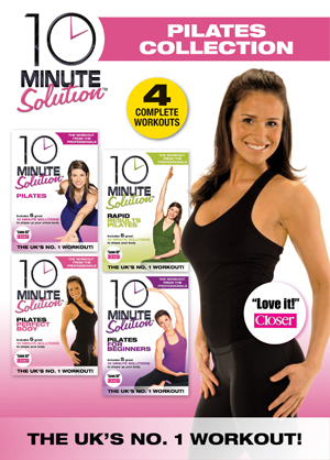 10 Minute Solution: The Pilates Collection (2009) (Retail / Rental)
