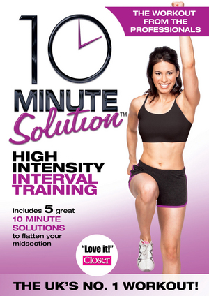 10 Minute Solution: High Intensity Interval Training (2013) (Retail / Rental)