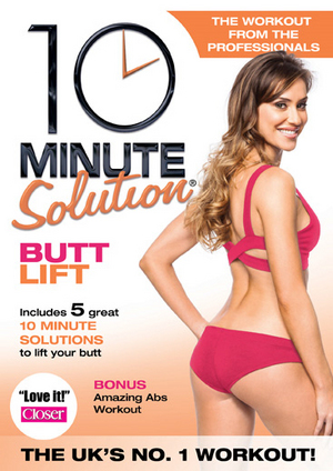 10 Minute Solution: Butt Lift (Retail / Rental)