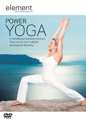 10 Minute Solution: Power Yoga (Retail / Rental)