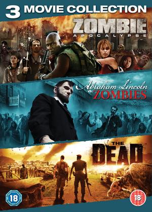 Zombie Triple: Zombie Apocalypse/Abraham Lincoln Vs Zombies/... (2012) (Box Set) (Retail / Rental)