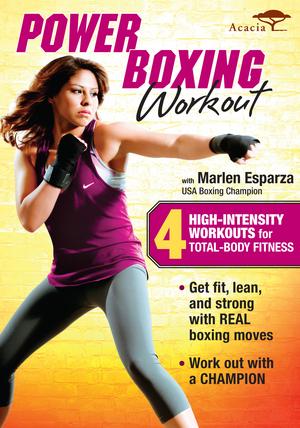 Power Boxing Workout (2014) (Retail / Rental)