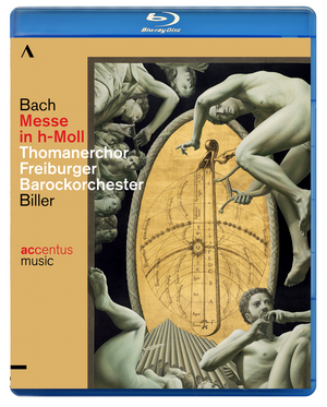 Bach: Mass in B Minor (2013) (Blu-ray) (Retail / Rental)