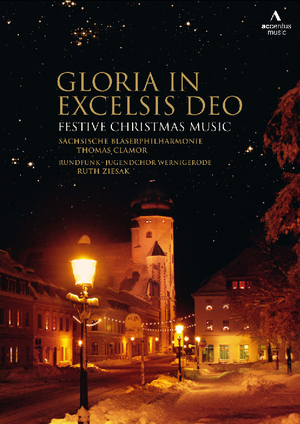 Gloria in Excelsis Deo: Festive Christmas Music (2012) (NTSC Version) (Retail / Rental)