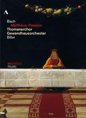 Bach: Matthaus Passion (Thomanerchor Leipzig) (2012) (NTSC Version) (Retail / Rental)