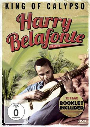 Harry Belafonte: King of Calypso (With CD) (Retail / Rental)