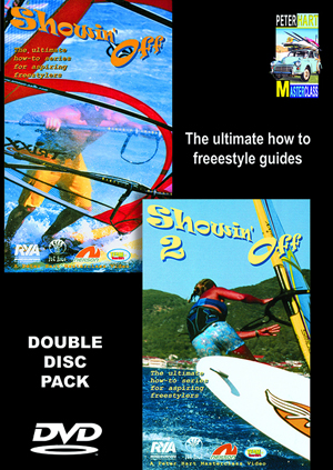 Showin' Off: Parts 1 and 2 (Retail / Rental)