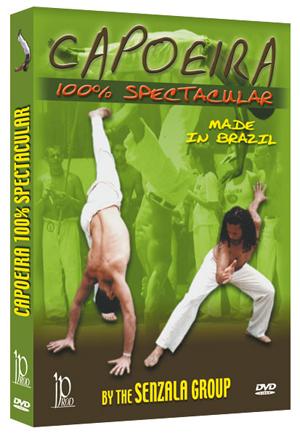Capoeira: 100 Percent Spectacular (2012) (Retail / Rental)