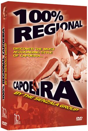Capoeira: 100 Percent Regional (Retail / Rental)