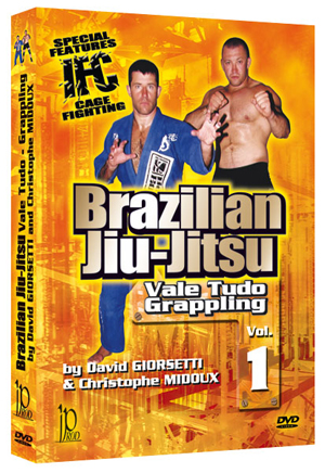 Brazilian Jiu-jitsu: Volume 1 - Vale Tudo Grappling (2012) (Retail / Rental)