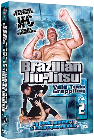 Brazilian Jiu-jitsu: Volume 2 - Vale Tudo Grappling (Retail / Rental)