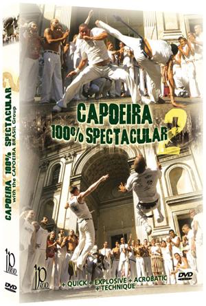 Capoeira: 100 Percent Spectacular - Volume 2 (Retail / Rental)