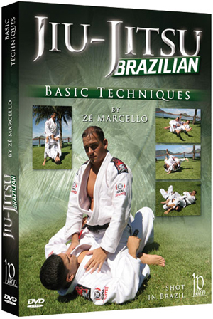 Brazilian Jiu-Jitsu: Basic Techniques (Retail / Rental)
