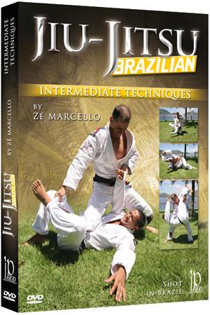 Brazilian Jiu-Jitsu: Intermediate Techniques (Retail / Rental)