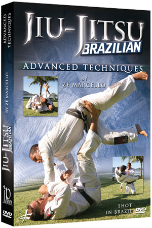 Brazilian Jiu-Jitsu: Advanced Techniques (Retail / Rental)