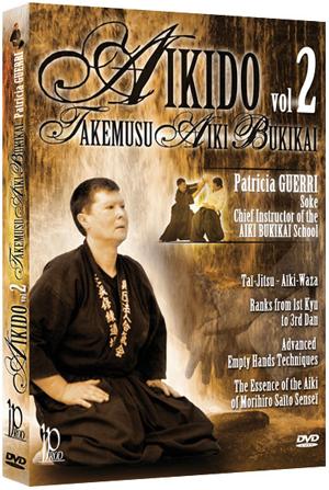 Aikido Taikido Takemusu: Aiki Bukikai Style - Volume 2 (Retail / Rental)