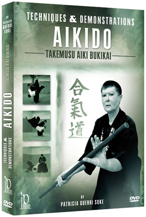 Aikido: Techniques and Demonstrations (Retail / Rental)