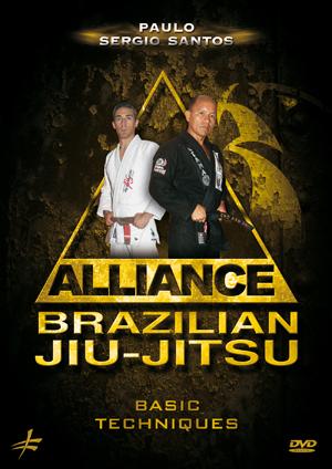 Alliance - Brazilian Jiu-jitsu: Basic Techniques (2012) (Retail / Rental)