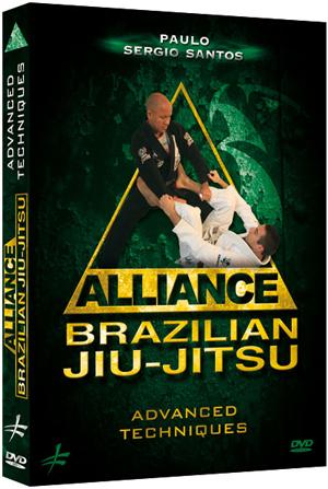 Alliance - Brazilian Jiu-jitsu: Advanced Techniques (2012) (Retail / Rental)