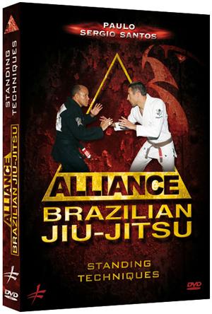 Alliance - Brazilian Jiu-jitsu: Standing Techniques (Retail / Rental)