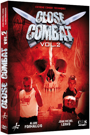 Close Combat Techniques: Volume 2 (2012) (Retail / Rental)