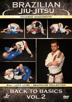 Brazilian Jiu-Jitsu: Back to Basics - Volume 2 (Retail / Rental)