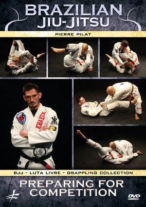 Brazilian Jiu-jitsu: Preparing for Competition (Retail / Rental)