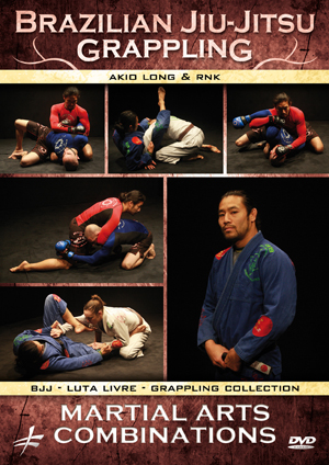 Brazilian Jiu-jitsu Grappling - Martial Arts Combinations (Retail / Rental)