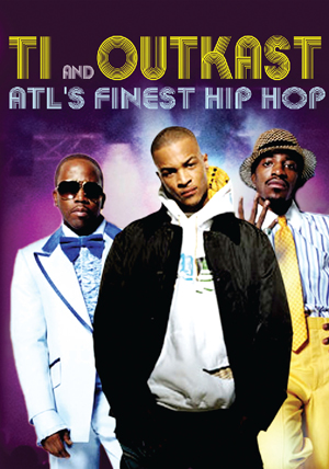 ATL's Finest Hip Hop - T.I. And Outkast (2012) (Retail Only)