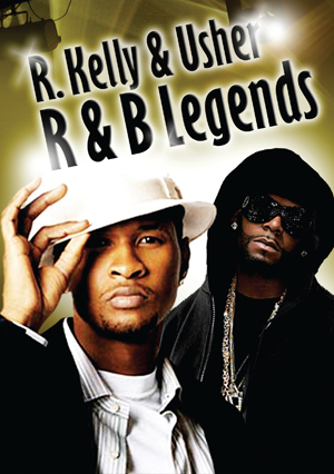 R 'N' B Legends - R. Kelly and Usher (2011) (Retail Only)