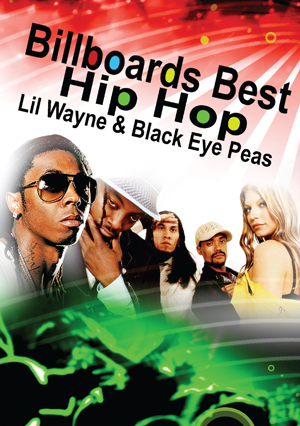 Billboard's Best Hip Hop - Lil Wayne and Black Eyed Peas (2012) (Retail Only)